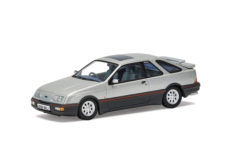 Corgi va12204 ford sierra xr4i strato silver model amazon co uk toys games