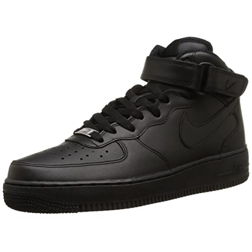 Black Air Force Ones: Amazon.com