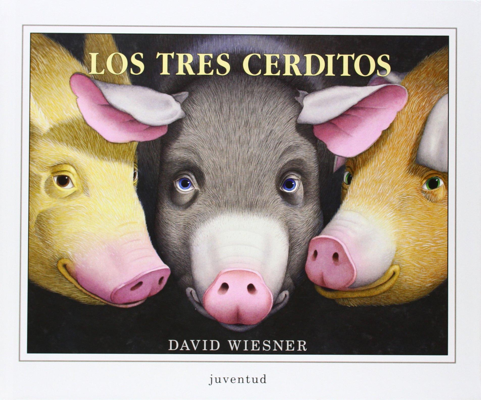Los tres cerditos (Spanish Edition)