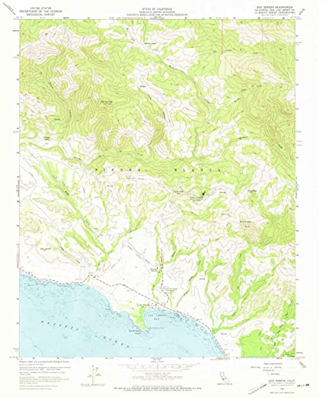 Amazon.com : YellowMaps San Simeon CA topo map, 1:24000 ... on south el monte map, pismo beach map, moonstone beach map, yorba linda map, morro bay state park map, hearst castle map, pico rivera map, santa cruz map, van nuys map, hearst mansion map, casmalia map, carmel bay map, santa susana pass map, cayucos map, gorda map, lake san antonio map, yosemite national park map, mission san luis obispo map, turlock map,