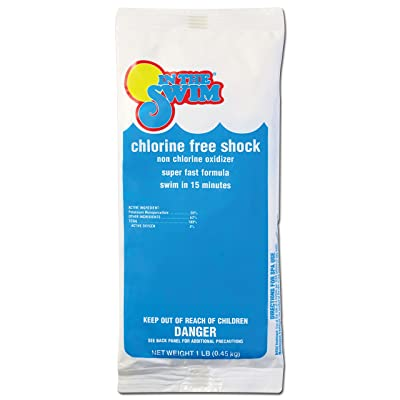 In The Swim Chlorine-Free Pool Swimming Pool Shock