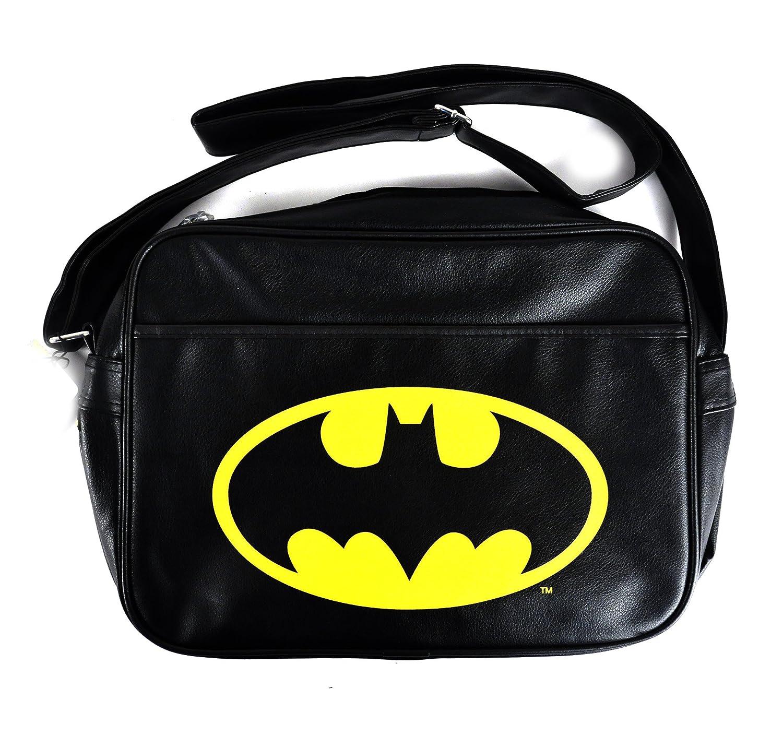 3557b0d863a2 Batman LOGO RETRO SHOULDER BAG  Amazon.co.uk  Kitchen   Home