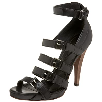 88f1a613581 Amazon.com  BCBGMAXAZRIA Women s Lavin Platform High Heel Strappy ...
