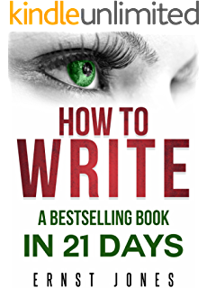how to write a bestselling book in 21 days - How To Write How To