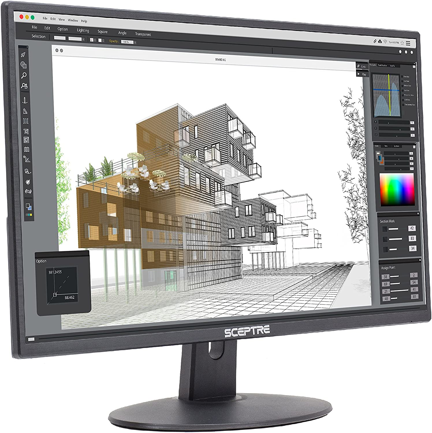 autocad monitor, best cad monitor, best computer monitor for autocad, best monitor for autocad, best monitors for autocad