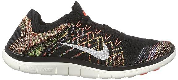 best sneakers ec623 c518e Amazon.com   Nike Free Flyknit 4.0 Men s Running Shoe   Running