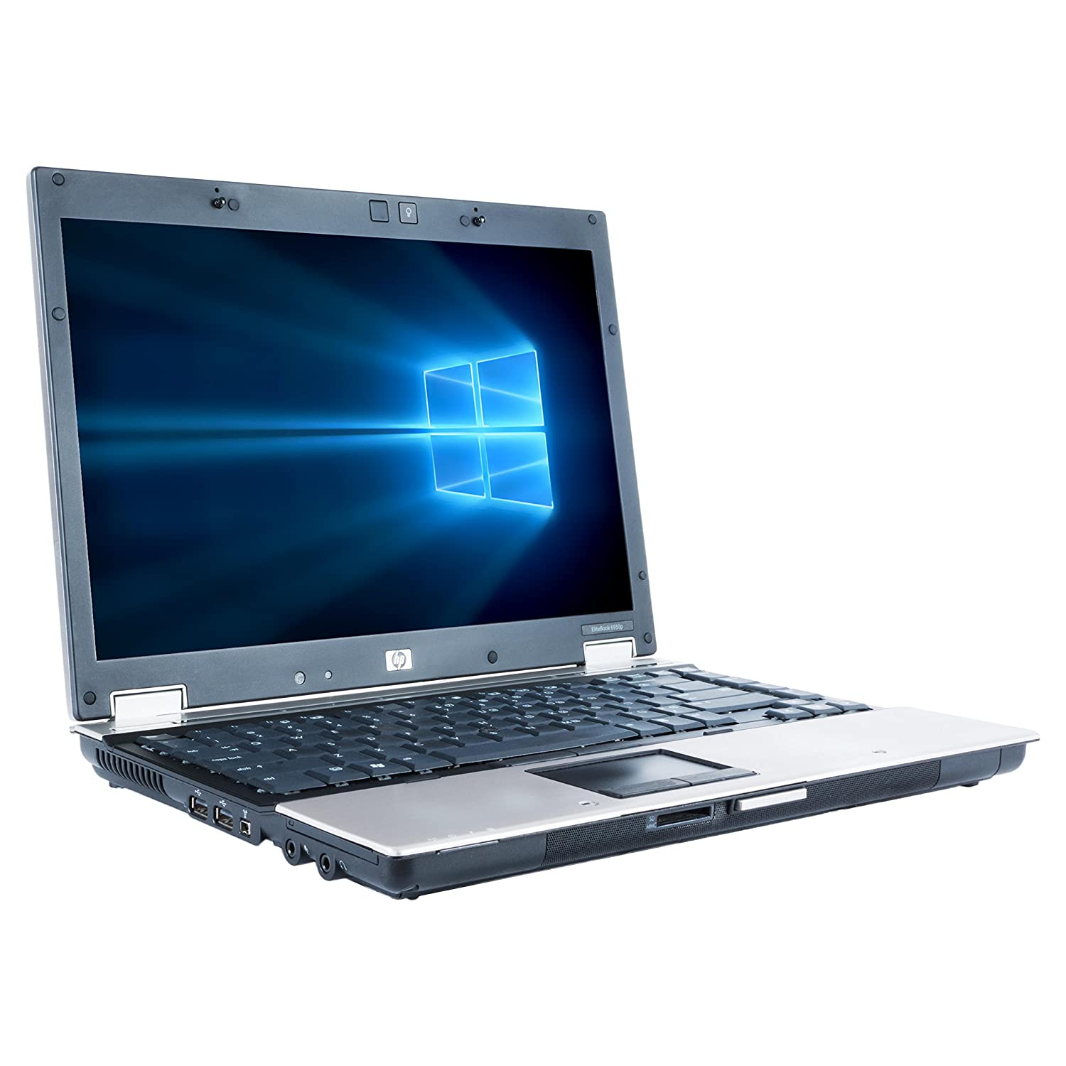 Amazon.com: HP EliteBook 6930p 14 Inch Business High Performance Laptop  Computer(Intel Core 2 Duo P8400 2.26GHz Duo Core, 2G RAM DDR2, 120G HDD,  DVD-ROM, ...