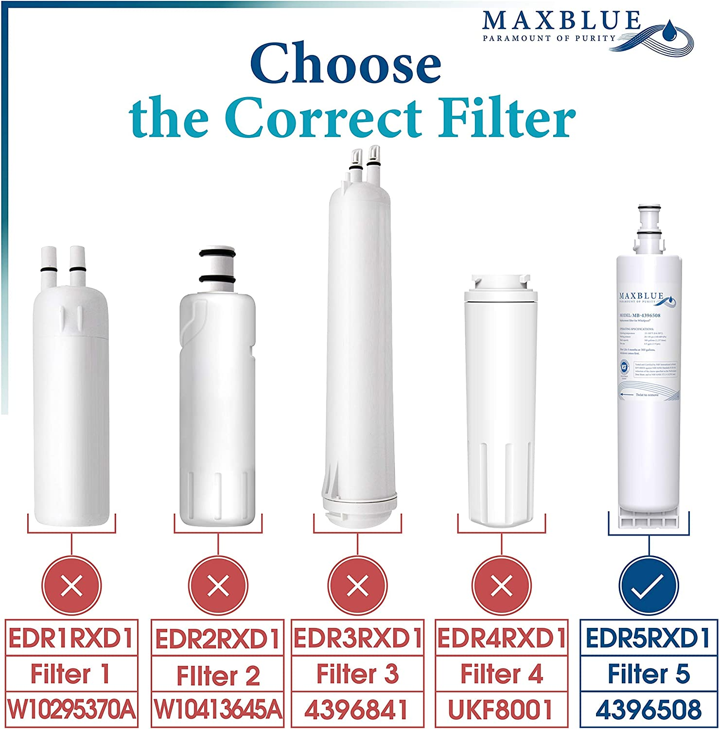 Killer Filter Replacement for MAIN FILTER MF0416508