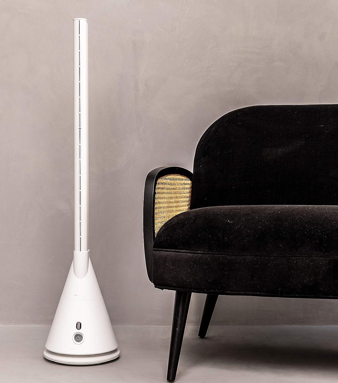 IKOHS Cool Silence DC - Ventilador de Torre Ultrasilencioso, sin ...