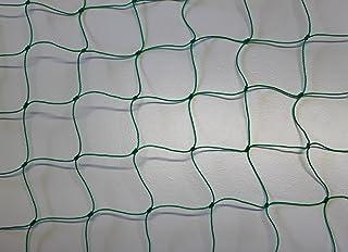 Pieloba filet pare-ballons vert maille 5 cm épaisseur 1,2 mm-dimensions: 6 x 30 m
