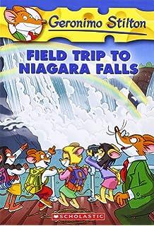 Geronimo Stilton #24: Field Trip to Niagara Falls price comparison at Flipkart, Amazon, Crossword, Uread, Bookadda, Landmark, Homeshop18