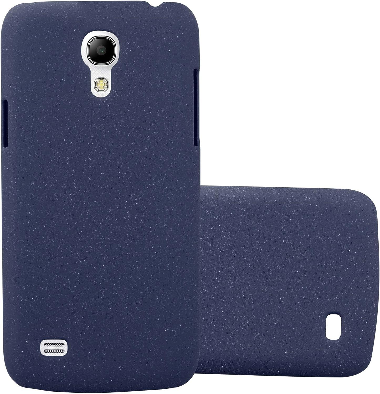 Cadorabo Funda para Samsung Galaxy S4 Mini en Frosty Negro: Amazon.es: Electrónica