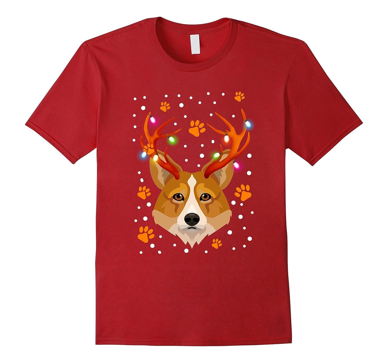 Funny dog Corgi christmas Shirt, Corgi christmas gifts-ANZ - Anztshirt