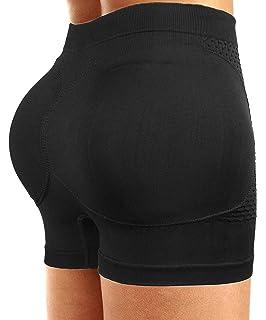 e6f96138b05 CeesyJuly Womens Hip Enhancer Butt Lifter Padded Waist Girdle Control  Panties