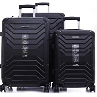PARA JOHN Travel Luggage Suitcase Set of 3 - Trolley Bag, Carry On Hand Cabin Luggage Bag - Lightweight Travel Bags with…