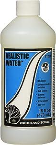 Woodland Scenics Realistic Water, 16 fl oz WOOC1211