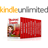 Murderous Escapades (Cozy Mystery) (Mega 10 Book Box Set)