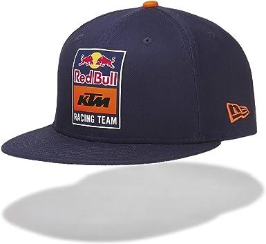 Red Bull KTM New Era 9Fifty Gorra Plana, Azul, Unisex, KTM Factory ...