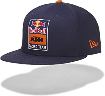 Red Bull KTM New Era 9Fifty Gorra Plana, Azul, Unisex, KTM Factory ...