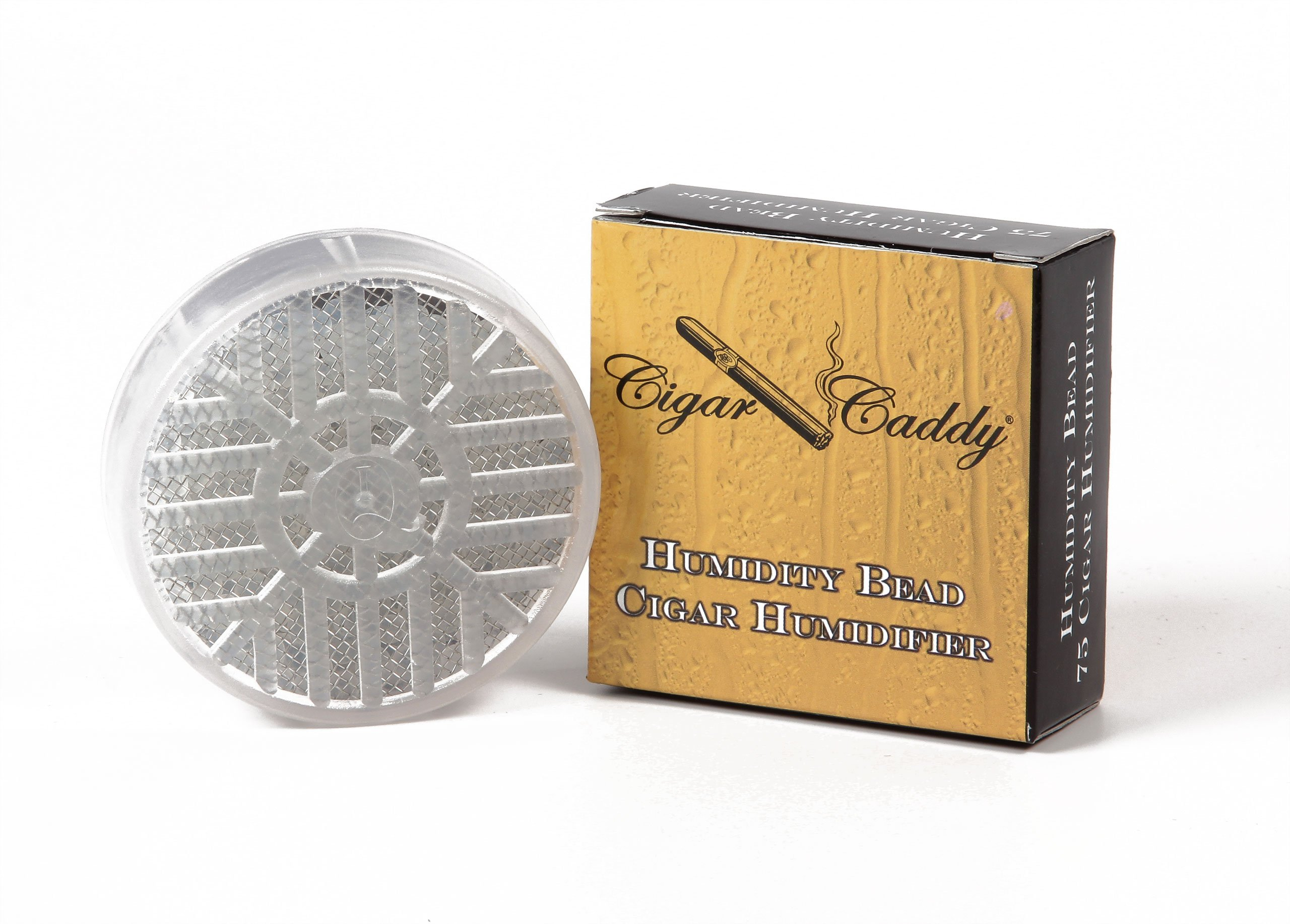 Cigar Caddy Humidity Bead Cigar Humidifier by Cigar Caddy