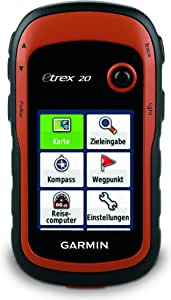 Garmin eTrex 20 GPS portátil, pantalla 2.2 pulgadas: Amazon