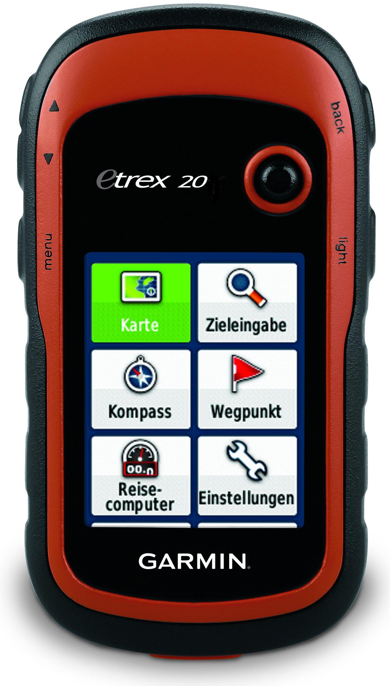 Garmin eTrex 20 GPS Portatile product image