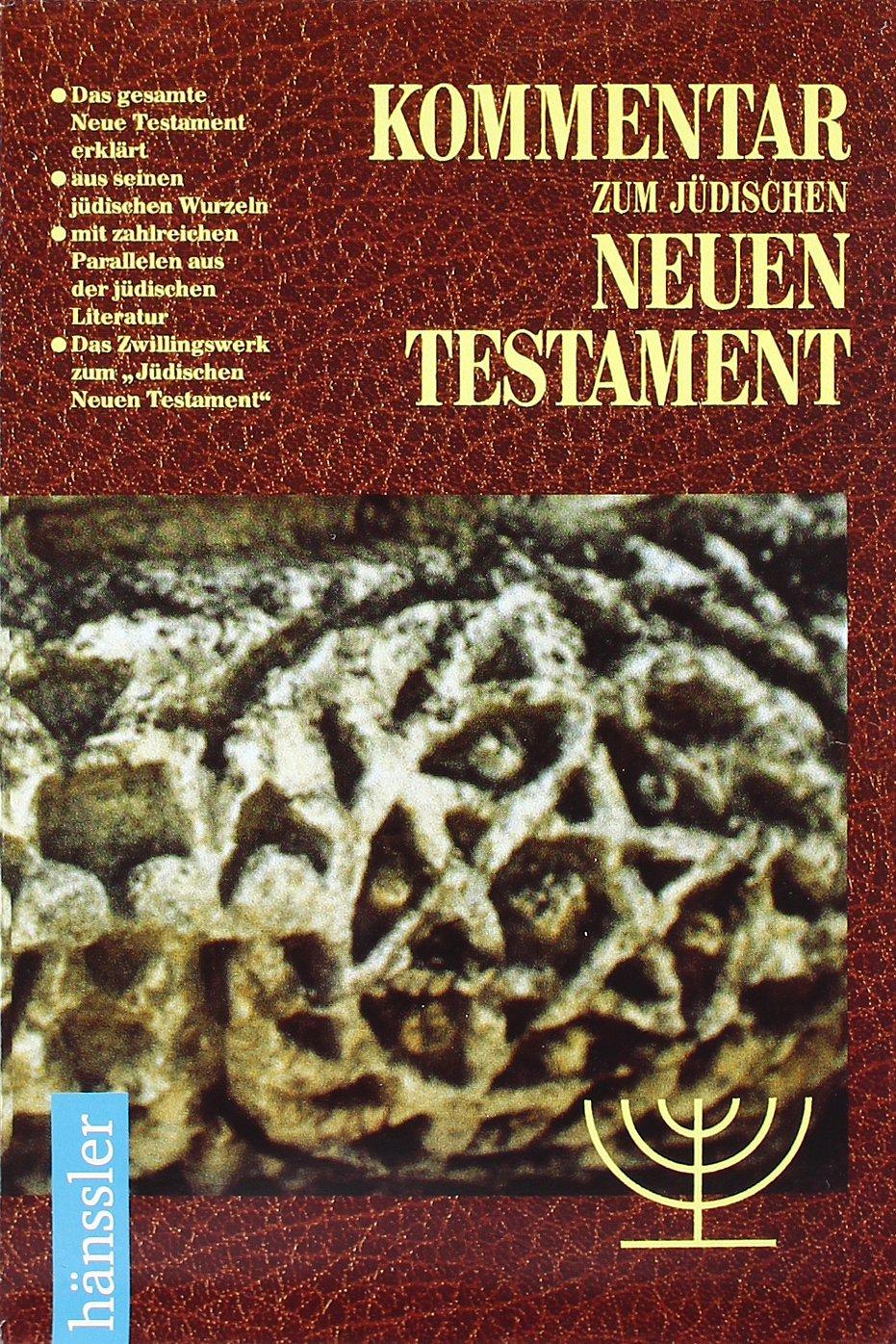 Kommentar zum Jüdischen NT