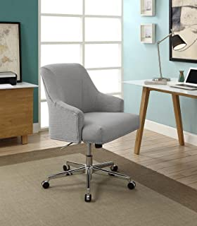 Amazon.com: Boss Office Products B516C-GY Desk-Chairs: Kitchen & Dining