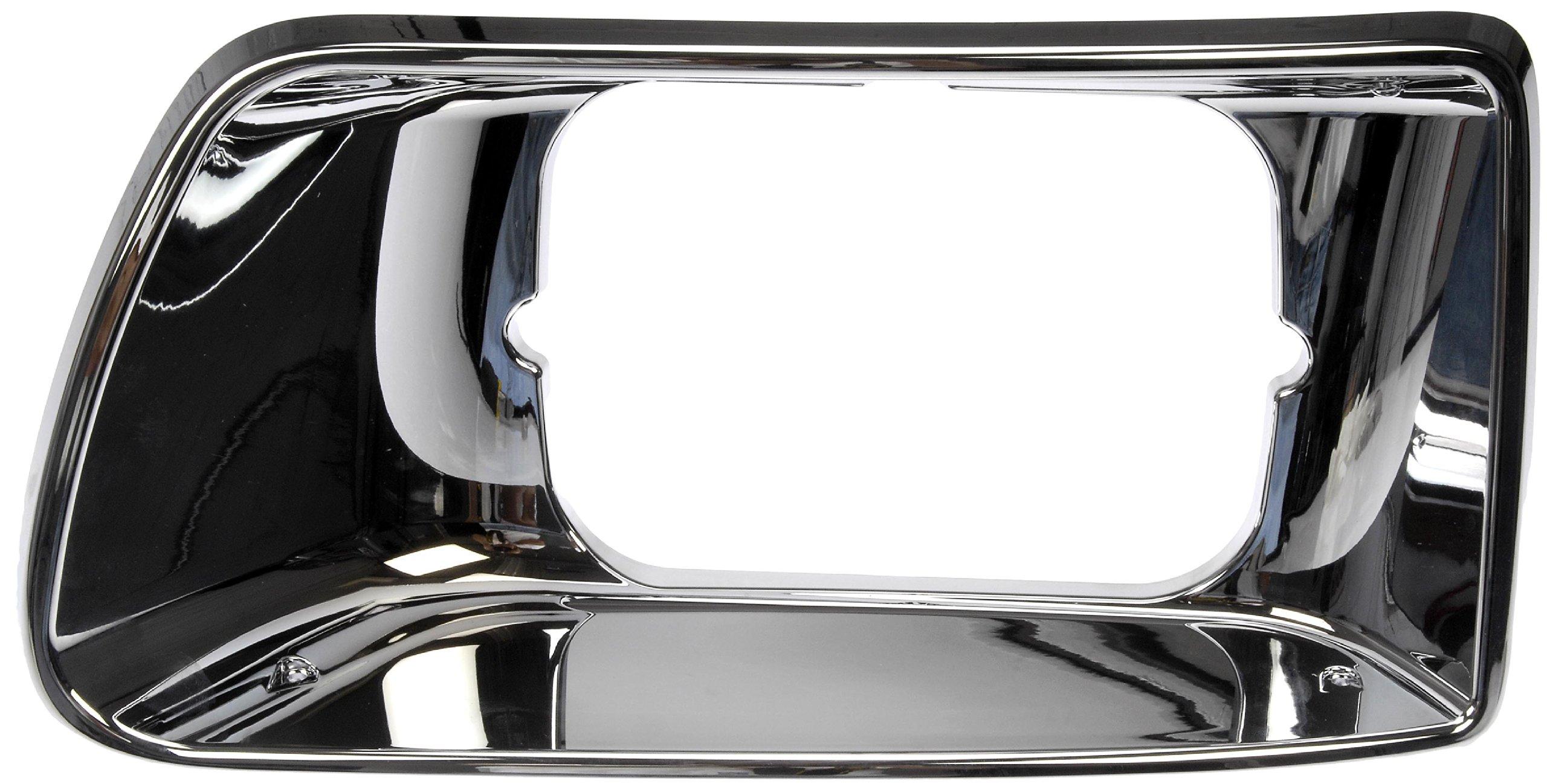 Dorman 889-5406 Kenworth Driver Side Headlight Bezel by Dorman