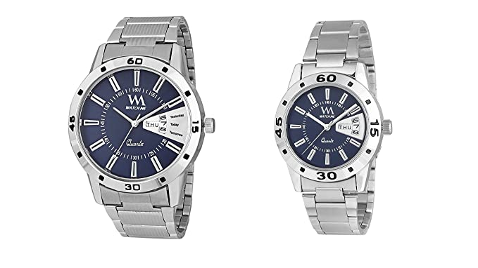 Unisex Watches Combo Set for 2 Piece