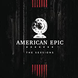 American Epic Sessions 3Lp180g20page Photo Booklettrifold Jacket