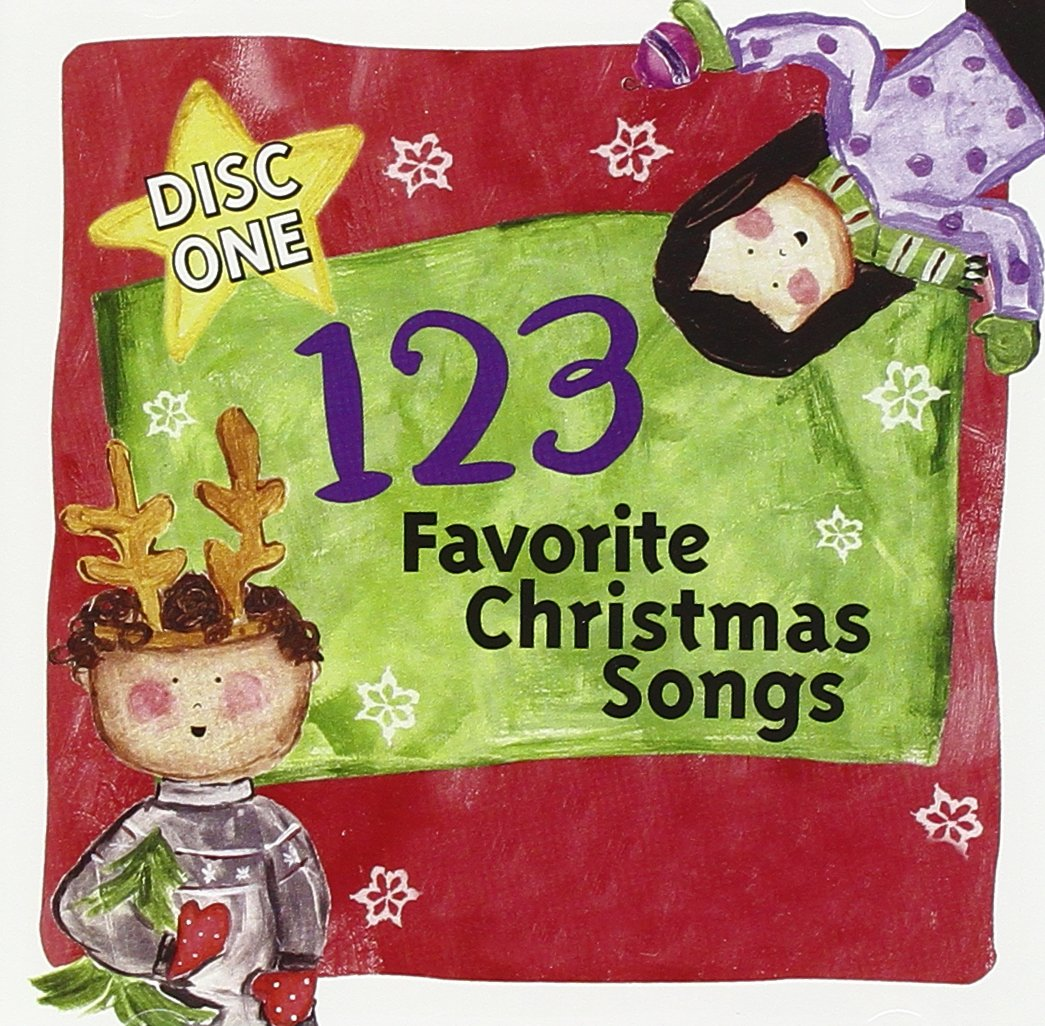 123 Favorite Christmas Songs - 123 Favorite Christmas Songs ...