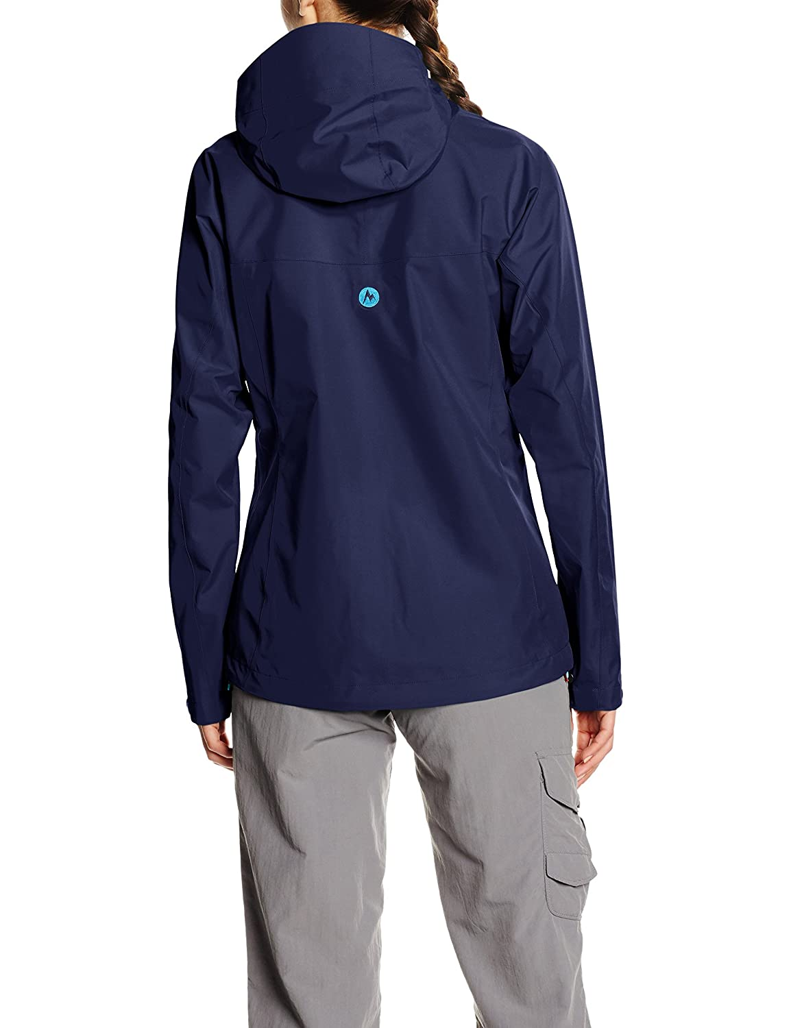 df90b6882dae Marmot Women s s Minimalist Waterproof Jacket  Amazon.co.uk  Sports    Outdoors
