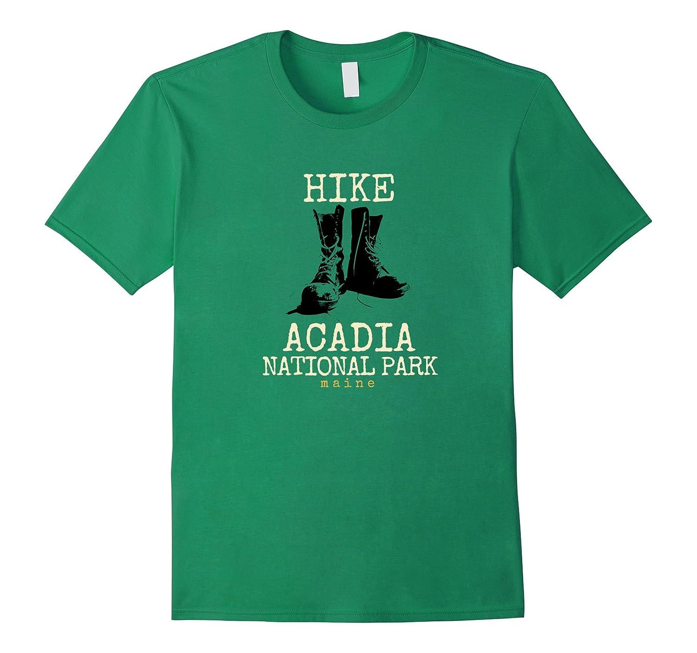 Acadia National Park Hike T-Shirt, Acadia Park Maine Shirt-TH