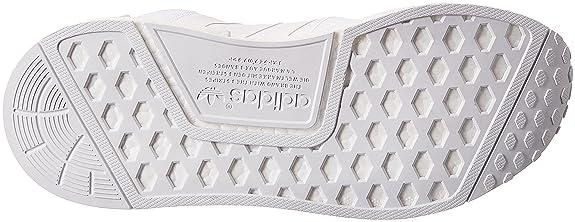 adidas Originals NMD_R1 Schuhe Herren Sneaker Turnschuhe Weiß S31506, Größenauswahl:42