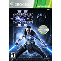 STAR WARS: THE FORCE UNLEASHED II PLATINUM HITS - XBOX 360