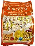ひかり味噌 元気プラス オルニチン入り春雨スープ 10食
