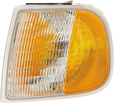 Side Marker Light Assembly LH//Drive Fits 88 99 Chevrolet K1500 Pickup TYC