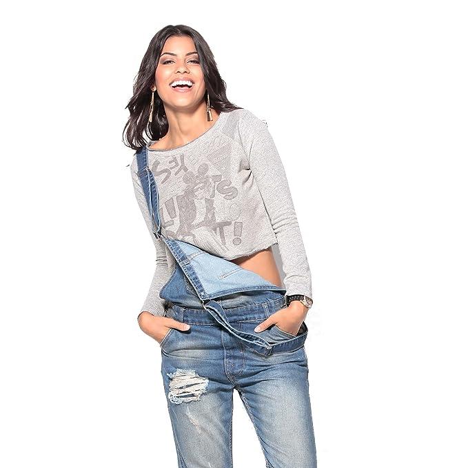 VENCA Camiseta Escote Barco Mujer by Vencastyle - 101188: Amazon.es: Ropa y accesorios