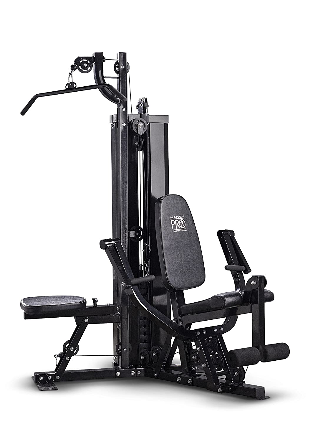 Amazon.com : Marcy Pro 200 Lbs Resistance Circuit Trainer - Two-Station  Home Gym PM-4510 : Sports & Outdoors