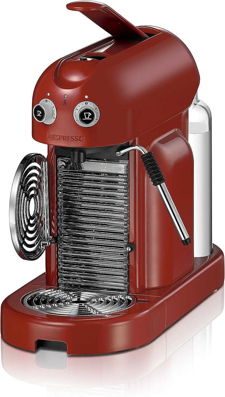 Nespresso Maestria Red XN8006 Krups - Cafetera monodosis (19 bares ...