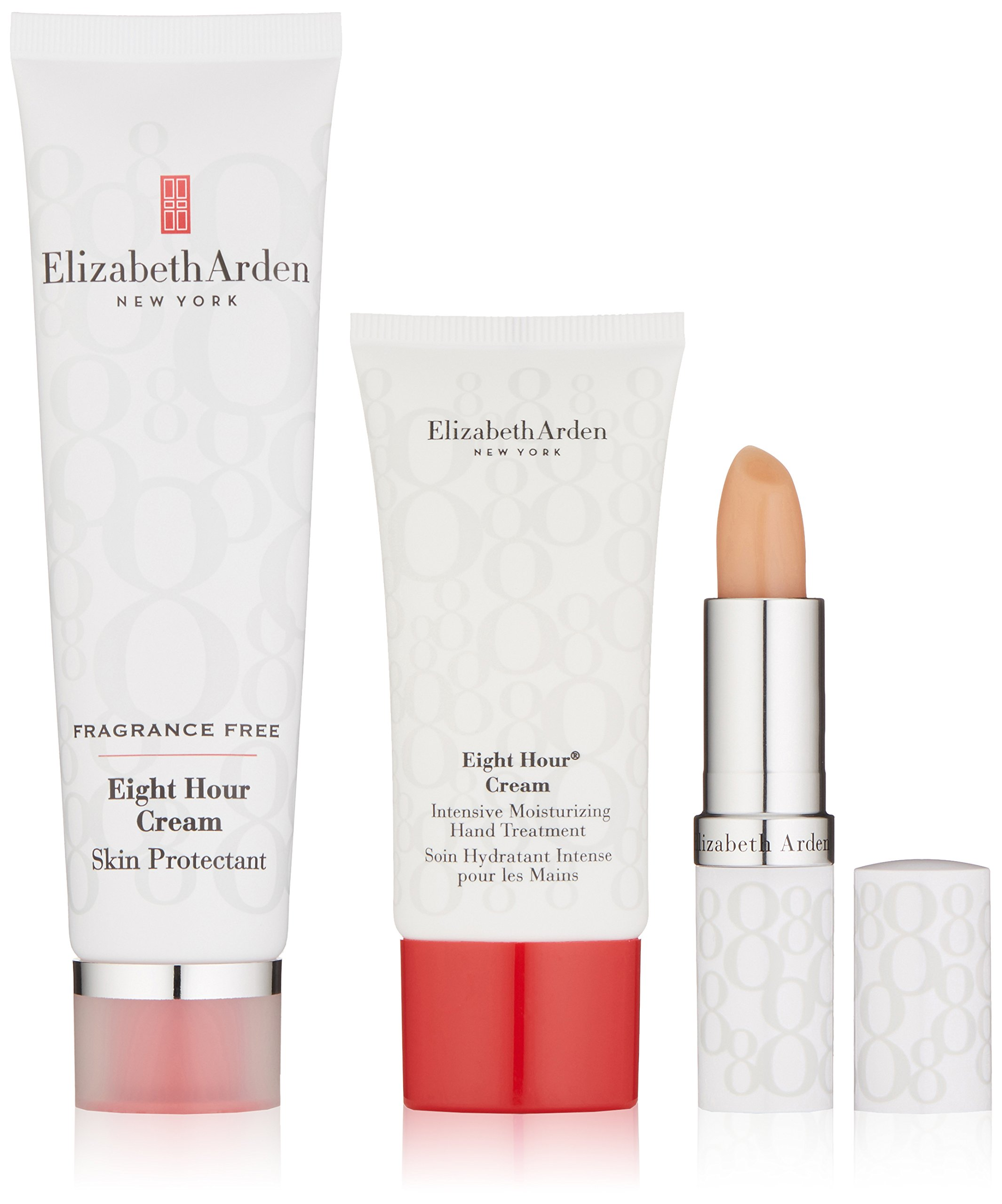 Elizabeth Arden Eight Hour 3 Piece Fragrance Free Set