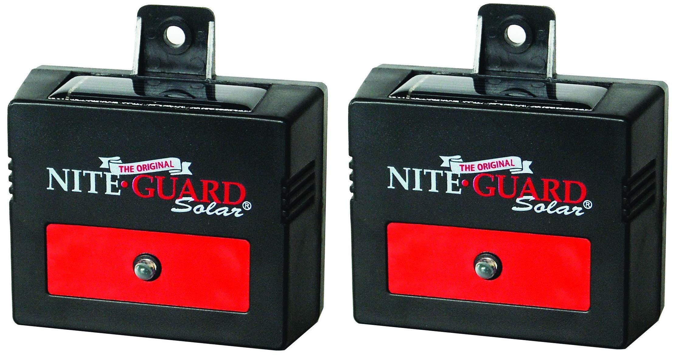 Nite Guard Solar NG-001 Predator Control Light, Single Pack (2-(Pack))