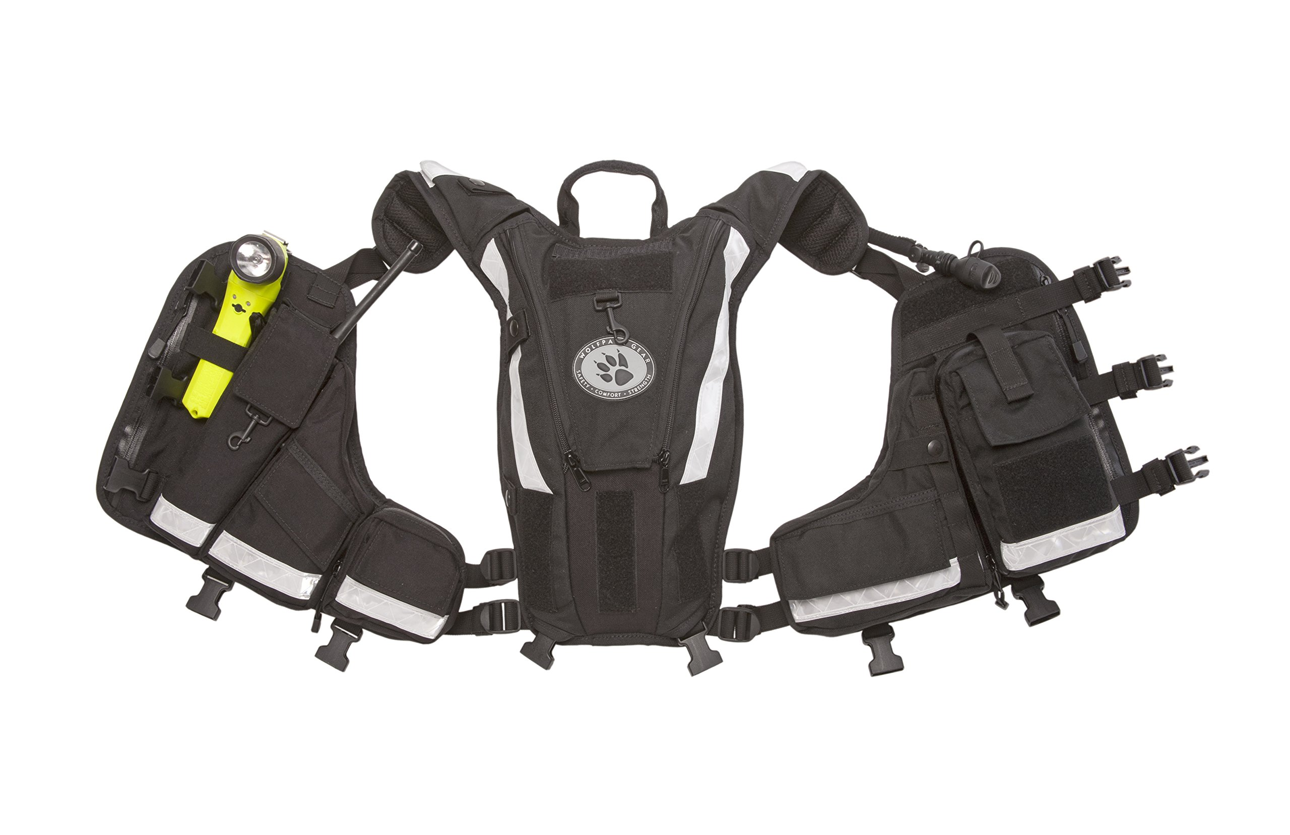 Wolfpack Gear Urban Search and Rescue Load Bearing Harness
