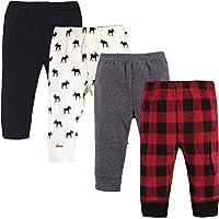 Touched by Nature Pantalones de algodón orgánico Pantalones Casuales para bebés Unisex