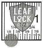 Leaf Lock Gear Premium Stainless Steel Tobacco Pipe Screen Filters