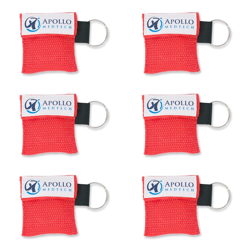 Amazon.com: Máscara CPR para bolsillo o llavero, protección ...