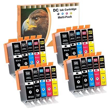 Patronen fü canon pixma IP3600 IP4700 MP550 MP560 MX870 IP4600 MP640 MP540 MP620