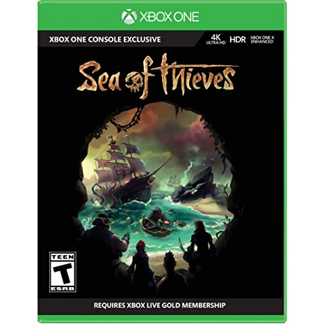 Sea of Thieves - Xbox One/PC - Juego completo - Tarjeta clave ...