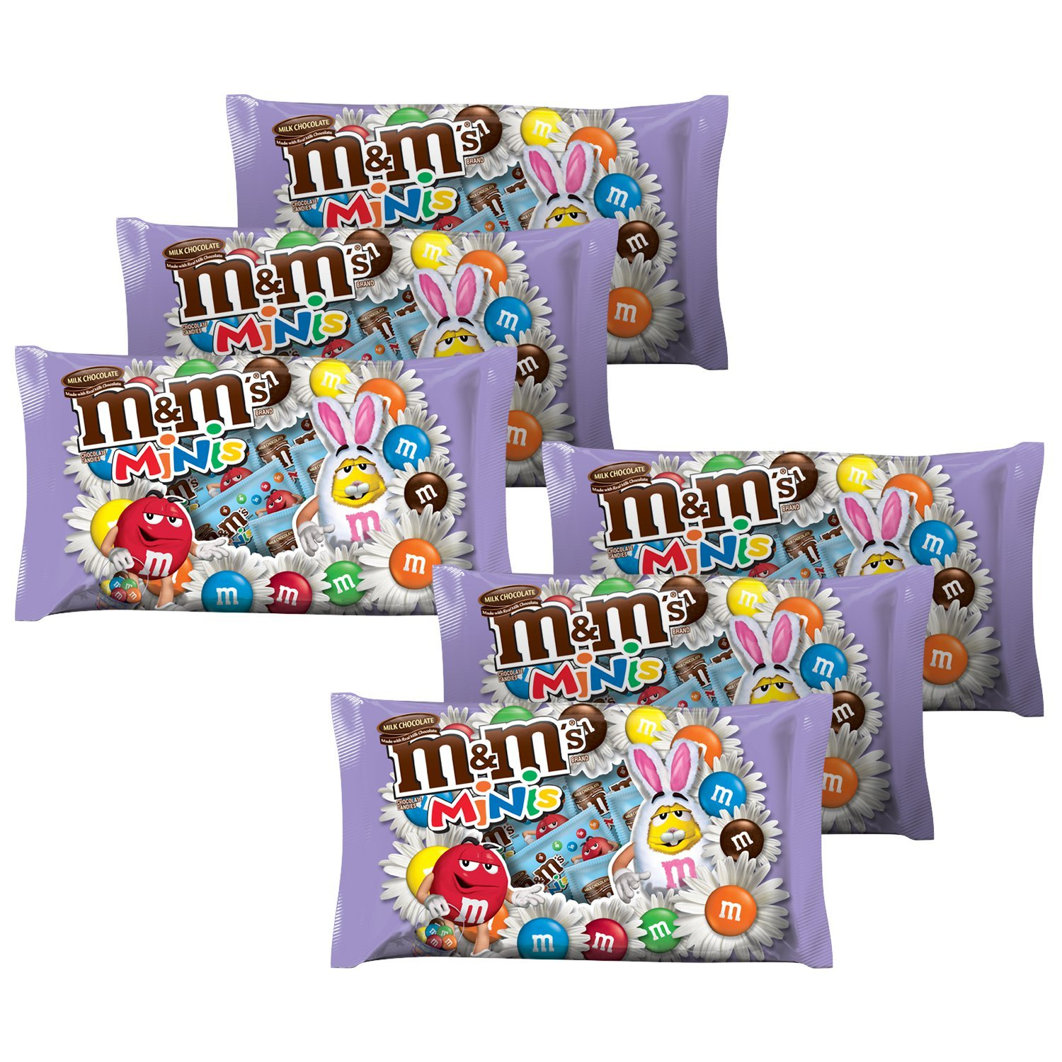 M&M's Minis Milk Chocolate Easter Candy